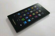 Blackberry Leap 16GB Desbloqueado-gris grado de sombra * B * Ganga