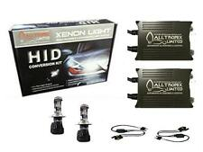 55w Canbus H4 Dip / Main Beam Headlight HID Conversion kit 5 Colours - Renault