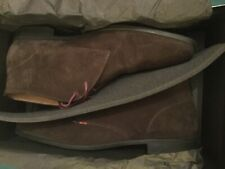 Fantastic Paul Smith Wilkinson Brown Suede Chukka Boots -Size 8/42