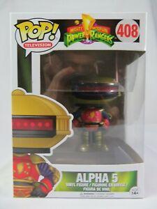 Television Funko Pop - Alpha 5 - Power Rangers - No. 408