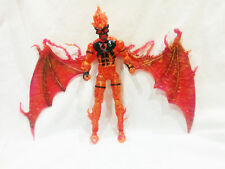 House of M The Human Torch Marvel Legends Fanstastic Four action figure 6""