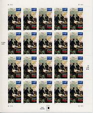 2002  - Louisiana Purchase - Mint Sheet - Scott # 3782     /  Pane of 20 - 37¢