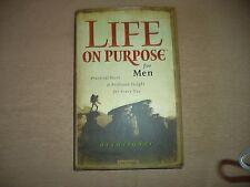 Life on Purpose Devotional for Men by J. M. Farro 2004 HBDJ