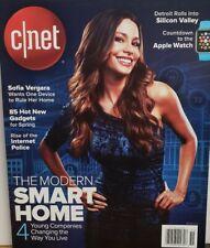C Net Spring 2015 Sophia Vergara Modern Smart Homes FREE SHIPPING CB