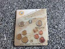 Coffret de 8 pièces Italie - 2003