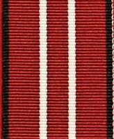 AUSTRALIAN ARMY NAVY AIR FORCE DEFENCE MEDAL FULL SIZE RIBBON