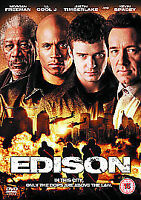Edison (DVD, 2007) Like New