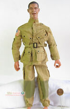 US 1:6 Action Figure Model WW2 82nd Airborne Division Infantry Uniform Suit DA68