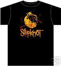 SLIPKNOT ~ FETAL HORSE ~ LARGE T-SHIRT