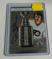 R903 - BILL BARBER - 2012/13 LIMITED - STANLEY CUP - AUTOGRAPH - #1/99 - FLYERS