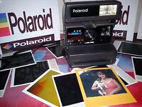 Polaroid 636 close up Instant Camera Auto Focus 1MANUAL+GUIDE .FILM BUYER GUIDE