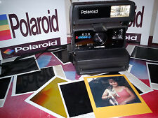 +1+ FILM INCLUSIVE Polaroid 636 close up Instant Camera Auto Focus great gift !!