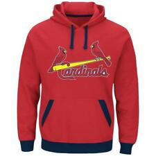St. Louis Cardinals MLB Men's Big & Tall Red Hoodie, Size XLT - New With Tags