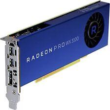 Amd Radeon Pro WX 3100 4 Go professionnelle Carte graphique