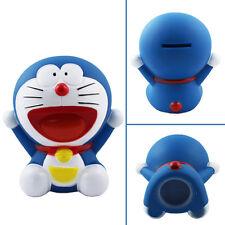 Doraemon 12cm Coin Piggy Money Bank PVC Figure