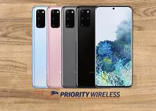 Samsung Galaxy S20+ 5G Plus SM-G986U 128GB/256GB/512GB Unlocked Excellent