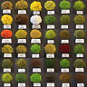 S-P Static Grass Tubs - Model Scenery Railway Wargames Bulk Flock Scatter Basing