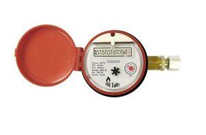 Oil Tally :: Domestic/residential/household Kerosene heating oil flow meter