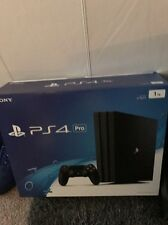 Sony PlayStation 4 PS4 Pro 1TB Console BRAND NEW!!!