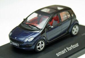 Smart Forfour 5-türig W454 Bj. 2004-2006, Star, Schuco-Mod. 1:43, Limited