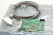 Melec C-VX870 Stepper / Servo Motor Motion Controller Drive PCI Card KP1422-2
