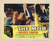 16mm THE MOB (1951). Film Noir b/w Feature Film.