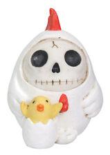 NEW Furrybones Furry Bones Nugget Chicken Skull Skeleton Figurine Gift 7595