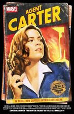 Captain America movie poster - Agent Carter poster - 11 x 17 inches