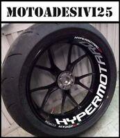 Adesivo interno cerchio posteriore DUCATI HIPERMOTARD grafiche auto moto pista