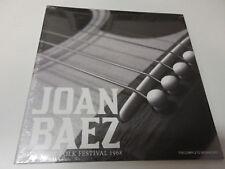 JOAN BAEZ-newport folk festival 1968 VINYL LP NEUF neuf dans sa boîte