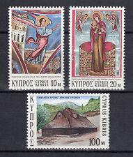 CYPRUS 1973 CHRISTMAS MNH (Vl. 224-226)
