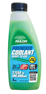 Nulon Premix Coolant PMC-1 fits Toyota Spacia 2.0 (SR40), 2.2 (YR22LG)