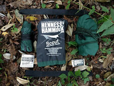 Hennessy Scout Hammock Tent Camping Perfect Condition for Backpacking