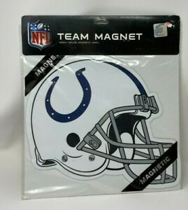 NFL Indianapolis Colts Team Magnet Logo New In Package