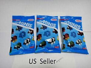 3X-THOMAS & FRIENDS MINIS ENGINE BLIND BAGS-SERIES US Seller