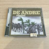 Fabrizio De André - Rimini - CD Album 24 Bit Remastered - Ricordi