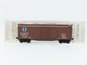 N Scale Kadee Micro-Trains MTL 39060 ATSF Santa Fe 40' Box Car #38995 Custom