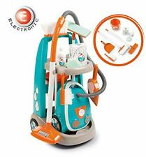 Smoby - Wózek Menage + Vac - Elektronika z