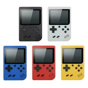 Retro Handheld Game Console System 400 Games Built Portable W2O5