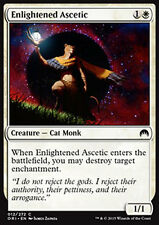 MTG 4x ENLIGHTENED ASCETIC - ASCETA ILLUMINATA - ORI - MAGIC