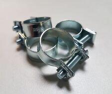 10 x Schlauchschellen 14-16mm Minischlauchschellen W1