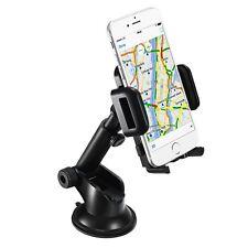 Mpow Supporto Auto Smartphone Culla Regolabile per Cruscotto Dashboard Parabrezz