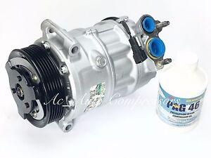 2010-2017 Jaguar XF XFR XJ XJR XK XKR XKR-S 5.0L A/C Compressor OE Reman Yr Wty.