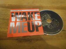 CD Punk volonté the gun-WAKE ME UP (2 chanson) MCD Steamhammer décongélations CB