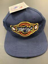 MLB Milwaukee Brewers Miller Park Collectible Baseball Hat! Adjustable SnapBack!