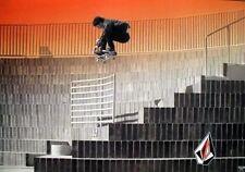 VOLCOM 2004 DUSTIN DOLLIN skateboard promo poster MINT condition NEW old stock
