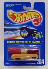 Hot Wheels Oscar Mayer Wienermobile BBW 1991 204 1/64 BP 21P