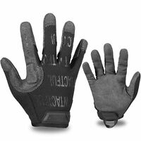 Cycling Full Finger Gloves Mens Bicycle Sporting Outdoors Motobike MTB BMX Biker