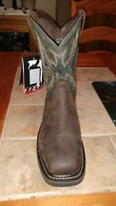 Ariat Work Steel Toe mens Single Right Boot 11D Amputee or replacement NWT