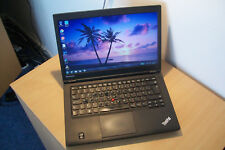 Lenovo Thinkpad T440p Business / Student Laptop. i5 2.6-3.3GHz CPU New 120GB SSD
